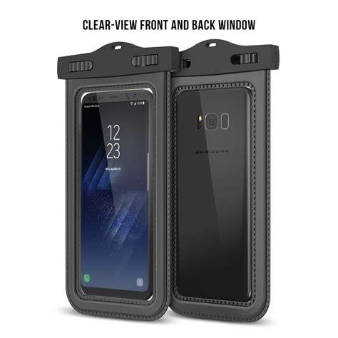 pack universal waterproof case trianium cellphone dry