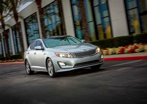 2014 kia optima hybrid review mpg