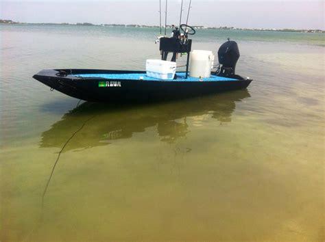 aluminum bass boats forum modified aluminum bass tracker flats boat 5k the hull