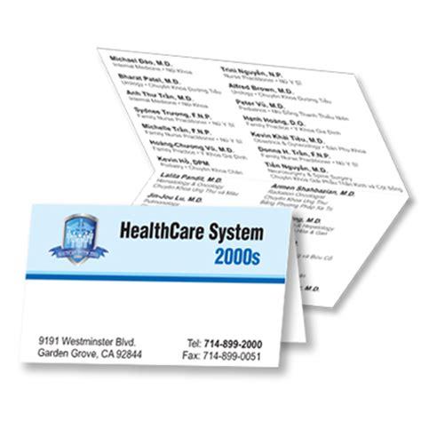 Plastic Business Cards Orange County