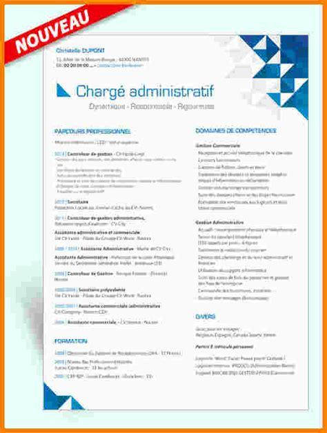 Exemple Lettre De Motivation Qualités Personnelles 8 Modele Cv Assistant Administratif Exemple Lettre