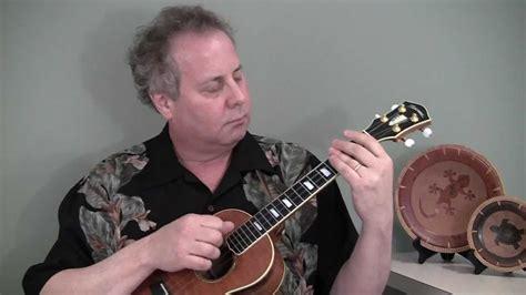 ukulele swing wave swing ukulele gerald ross youtube