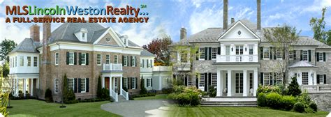 massachusetts homes for sale lincoln ma weston ma boston