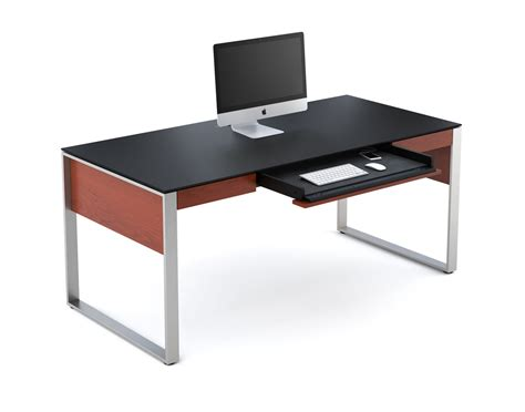 bdi office furniture bdi furniture bdi 6021 sequel executive desk wood steel