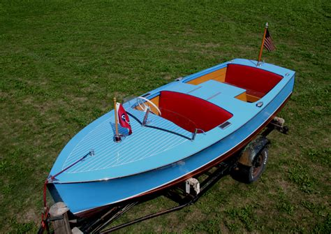 runabout boat flooring 1946 16 chris craft rocket runabout