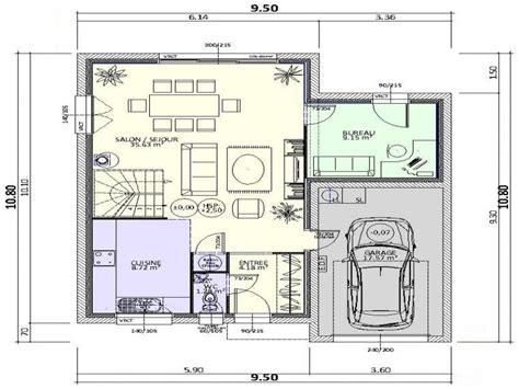 Construire Un Garage Prix 2060 by Maison Moderne 140m2 Le Monde De L 233 A