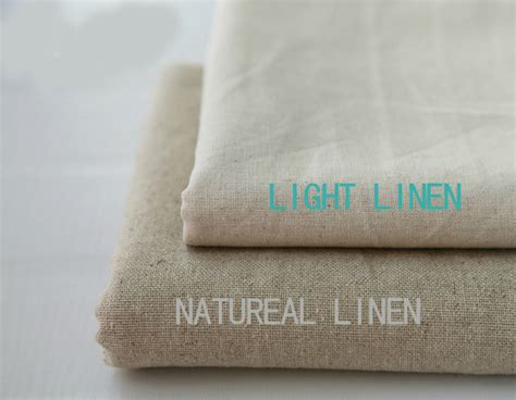 Kain Katun Linen Diy Cotton Linen Craft 2 free shipping 2 meters zakka linen fabric diy craft cotton linen linen cotton fabric
