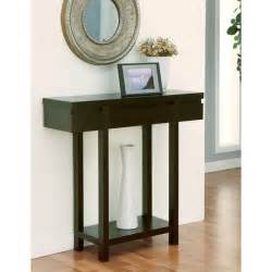 Hallway Entry Table Furniture Of America Holme Cocoa Hallway Table Overstock Shopping Great Deals On