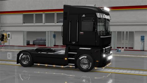 renault truck magnum renault magnum magnum legend mat edition 1 23 x truck