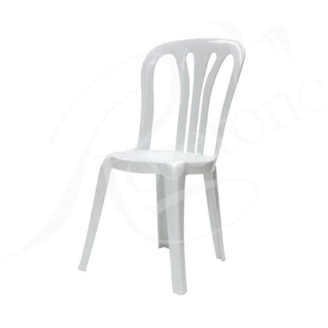 White Plastic Bistro Chairs Hire Garden Furniture Rent Furniture For Outdoor Events Rosetone
