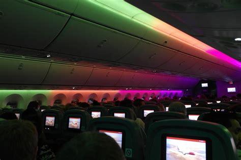 dreamliner cabin image gallery 787 cabin lighting