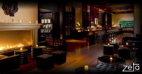 zeta bar hilton sydney creative cocktails mixed   classy high ceilinged bar   rooftop
