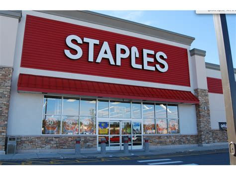 Office Depot Locations Island Staples To Buy Office Depot Closure In Cranston Likely