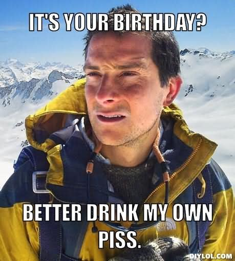 Pissed Face Meme - funny birthday meme smile it s your birthday picture