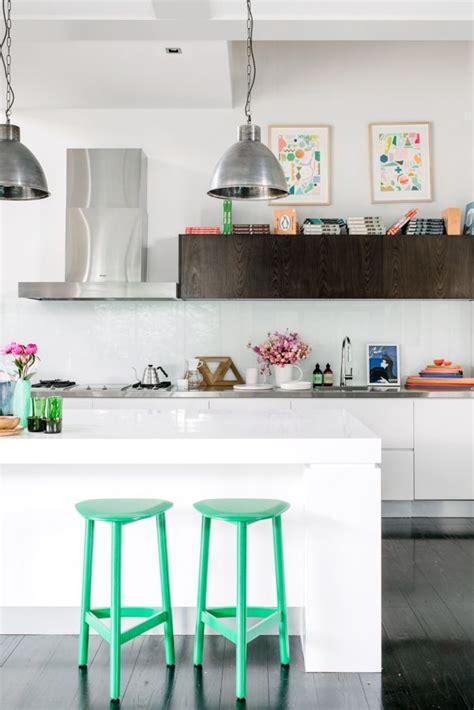 Decorating Ideas For Above Kitchen Cabinets by Cocinas Con Barra Im 225 Genes De Cocinas Ideas Modelos Y
