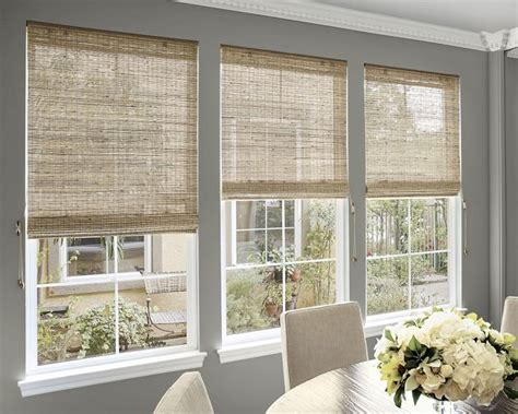 living room shades best 25 woven shades ideas on pinterest woven blinds