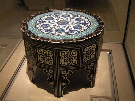 ottoman furniture history file wla vanda ottoman marquetry and tile top table 2 jpg