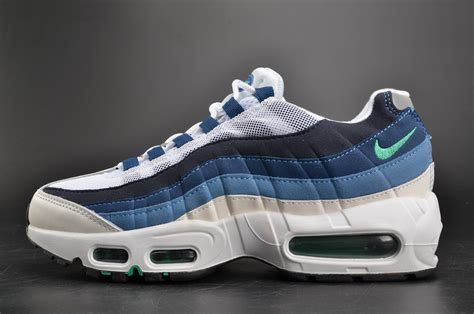 New Nike 05 by Nike Air Max 95 Og White Blue