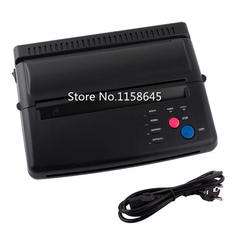 cheap tattoo thermal printer aliexpress com buy hot new 2015 high quality professinal