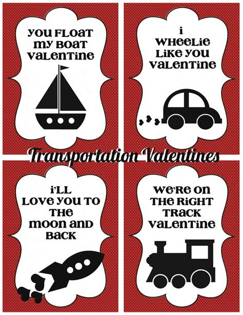 boys valentines cards s for boys holidays free printable