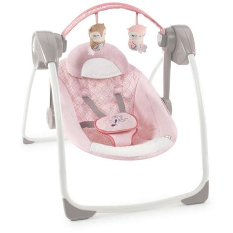 ingenuity portable baby swing ingenuity comfort 2 go portable baby swing audrey target