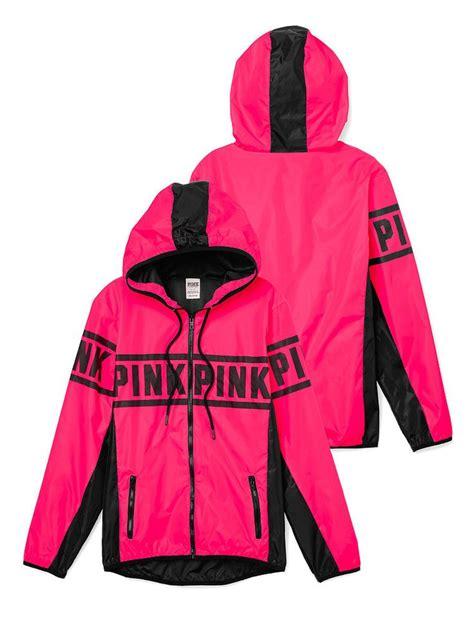 Jaket Sweater Hoodie Smitty Pink anorak zip hoodie pink s secret pink