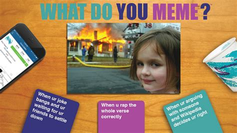 Meme The Game - what do you meme game