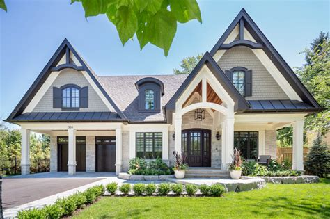transitional homes transitional craftsman custom home transitional