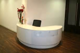 Fancy Reception Desk Reception Desk Furniture For Modern Office Office Piinme
