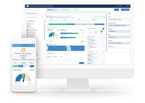 design app builder app building tools from salesforce platform salesforce