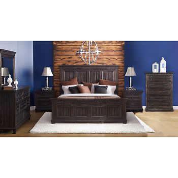 costco summerfield 6 piece queen bedroom set wish it morrison 6 piece queen bedroom set