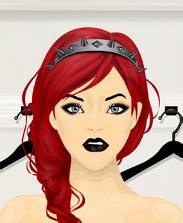 Givenchy Tiara M anarchy on stardoll spiked metal tiara