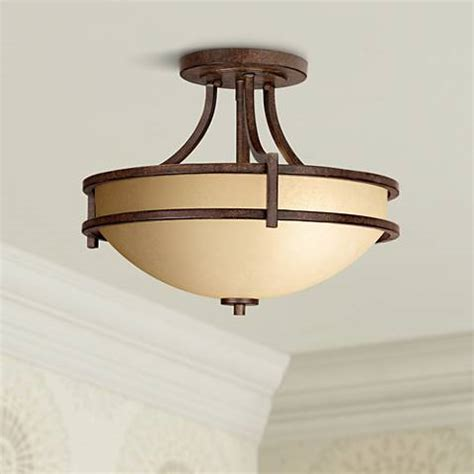 Oak Valley Collection 18 Quot Wide Ceiling Light Fixture