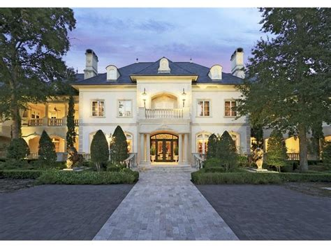 luxury houston texas mansion for sale by absolute auction extravagant french renaissance mansion the woodlands
