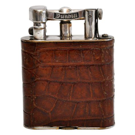 Dunhill Furniture by Dunhill Lighter At 1stdibs