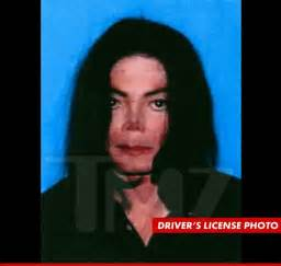 Michael Jackson S Driver S License Dailykenn Com Bureau De Change Michel