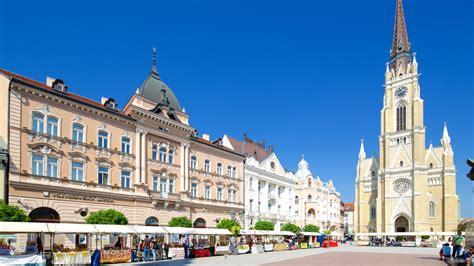 market turs novi sad historic buildings pictures view images of serbia