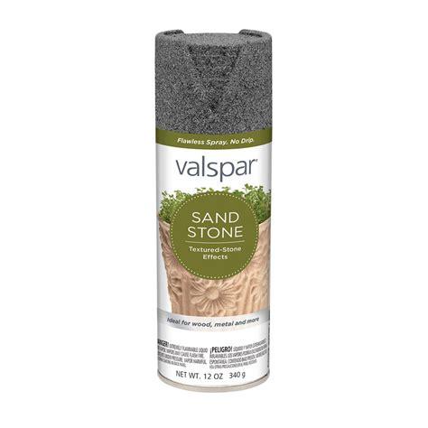 shop valspar manhattan mist sandstone spray paint actual net contents 12 oz at lowes