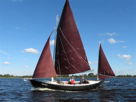 open race zeilboot jachtwerf de zeeg 187 open zeilboten