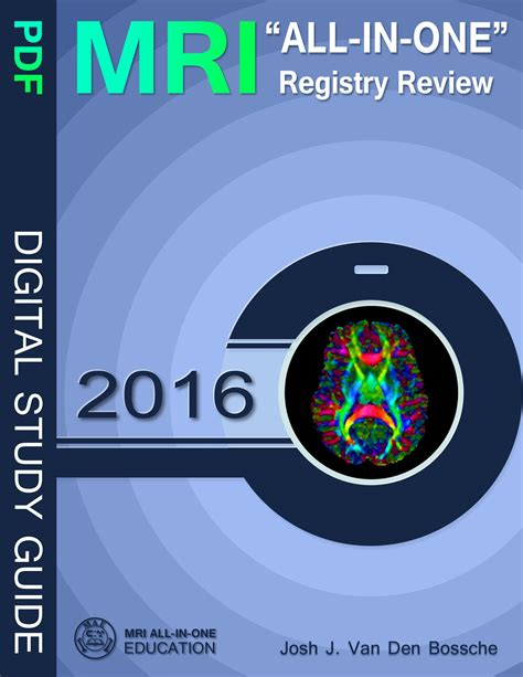 Mri All In One Registry Review Check Out This Mri Study