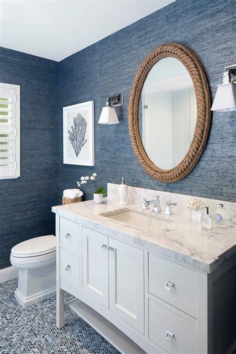 bathroom vanities beach style 54 bathroom vanity powder room beach style with sconce