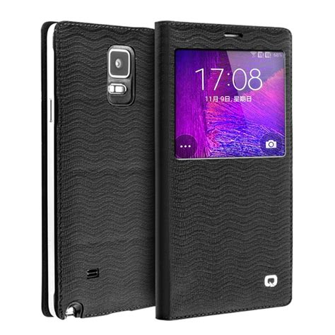 Housing Samsung Wave qialino for samsung galaxy note 4