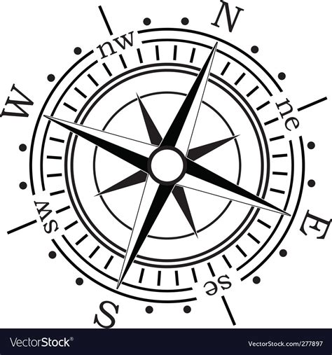 stock images royalty free images vectors compass royalty free vector image vectorstock