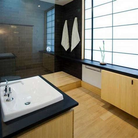japanese bathroom decor elegant japanese bathroom decorating tips in a minimalist