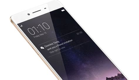 Oppo R7s Ram 4gb oppo r7s unveiled with 4gb ram and all day 3070mah battery weboo