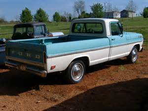 1968 Ford Truck Ford F100 1968 Specs Autos Post