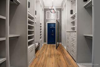 master closet  walk  safe contemporary closet