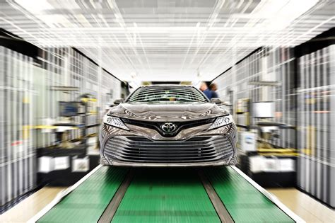 toyota product line want a truly japanese 2018 toyota camry examine vins