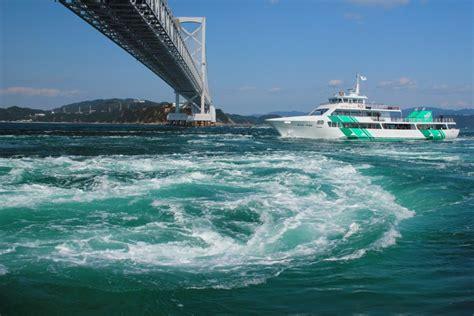 whirlpool boat naruto whirlpool sightseeing boat visitwestjapan