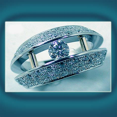 God Smple Ring by Exclusive And Gemstone Jewelry Designer And